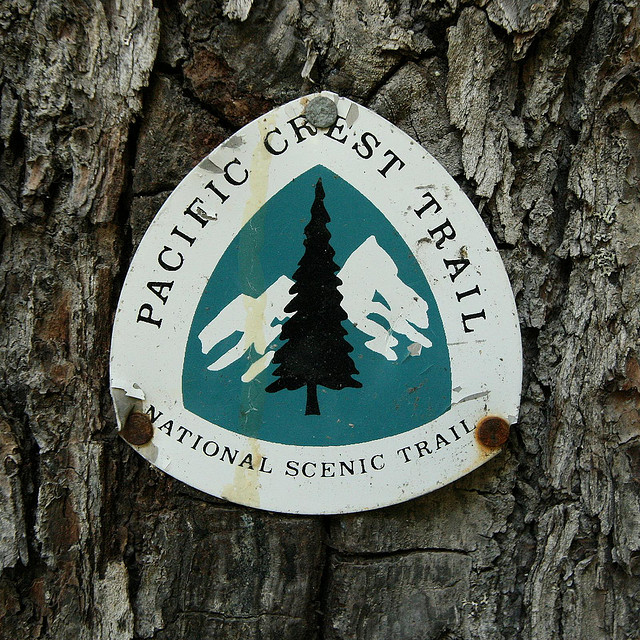 PCT marker courtesy of tetraconz via Flickr