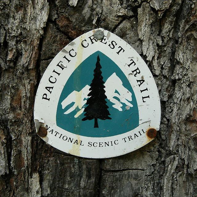 PCT marker courtesy of tetraconz via Flickr