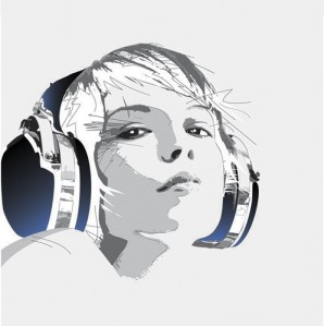 illustration,girl,headphones,music-27065f4052621ed175246266a0ba660e_h