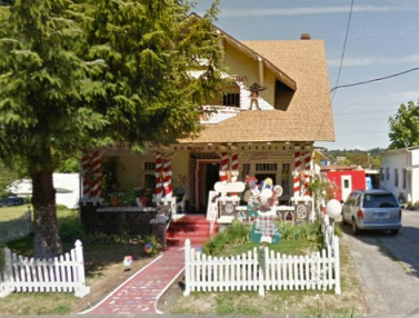 Image courtesy of Google street view.  Copywrite Google 2013.