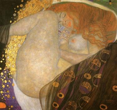 klimt-danae-1907