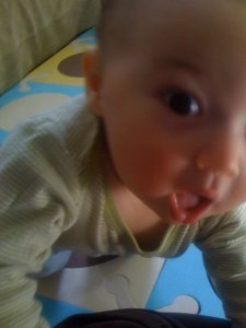 theo as baby for PDXX