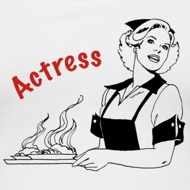 actress-waitress