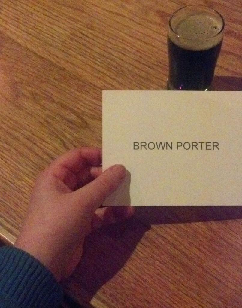 brownporter